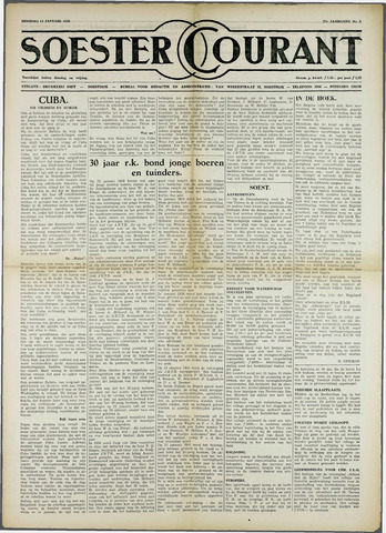 Soester Courant 1959-01-13