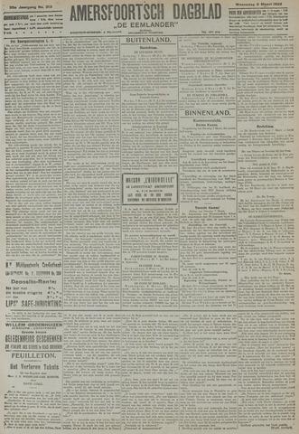 Amersfoortsch Dagblad / De Eemlander 1922-03-08