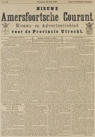 Nieuwe Amersfoortsche Courant 1900-06-20