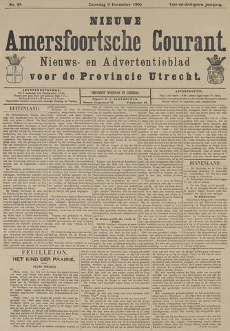 Nieuwe Amersfoortsche Courant 1905-12-09