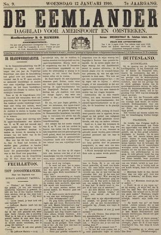 De Eemlander 1910-01-12