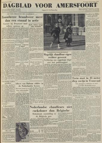 Dagblad voor Amersfoort 1949-11-16