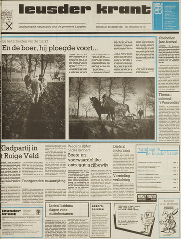 Leusder Krant 1987-12-29