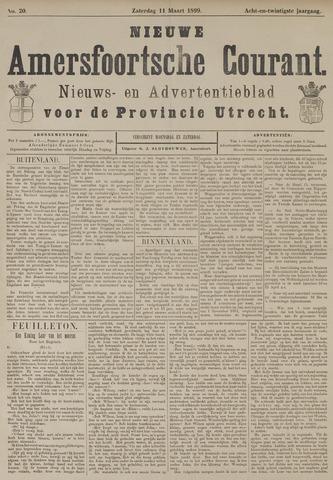 Nieuwe Amersfoortsche Courant 1899-03-11