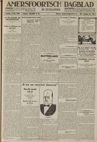 Amersfoortsch Dagblad / De Eemlander 1930-05-13