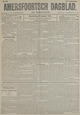Amersfoortsch Dagblad / De Eemlander 1914-01-29