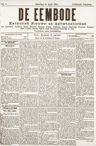 De Eembode 1904-04-16