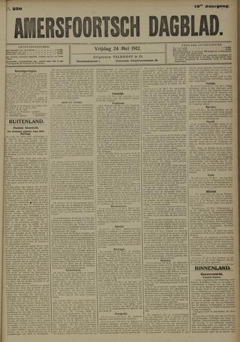 Amersfoortsch Dagblad 1912-05-24