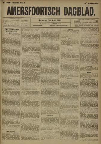 Amersfoortsch Dagblad 1912-04-20