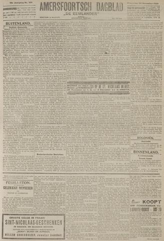 Amersfoortsch Dagblad / De Eemlander 1920-11-24
