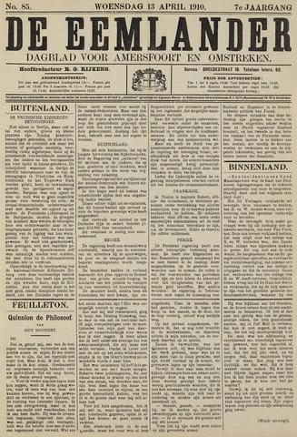 De Eemlander 1910-04-13