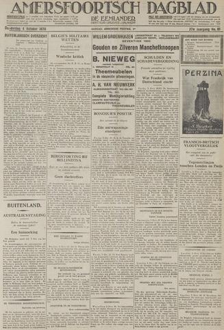 Amersfoortsch Dagblad / De Eemlander 1928-10-04