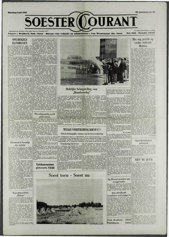 Soester Courant 1969-07-08