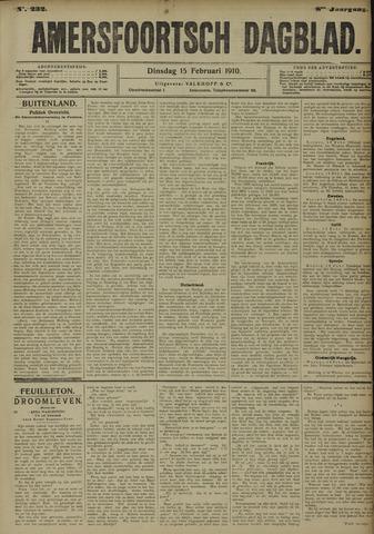 Amersfoortsch Dagblad 1910-02-15