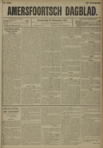 Amersfoortsch Dagblad 1911-11-23