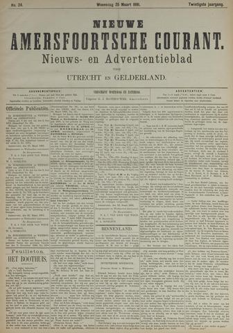 Nieuwe Amersfoortsche Courant 1891-03-25