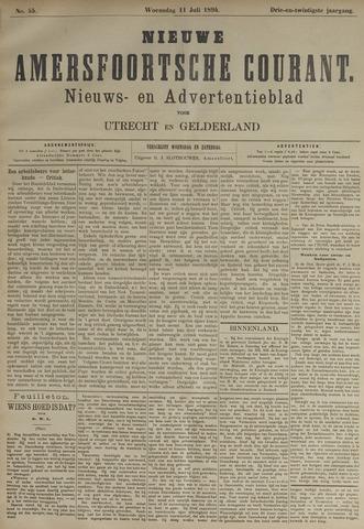 Nieuwe Amersfoortsche Courant 1894-07-11