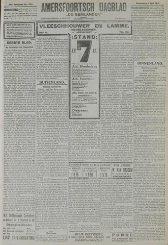 Amersfoortsch Dagblad / De Eemlander 1921-05-04