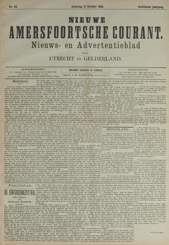 Nieuwe Amersfoortsche Courant 1889-10-12
