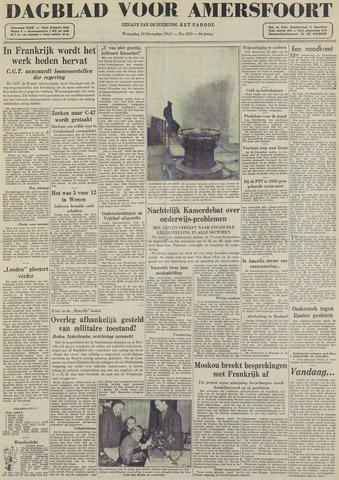 Dagblad voor Amersfoort 1947-12-10