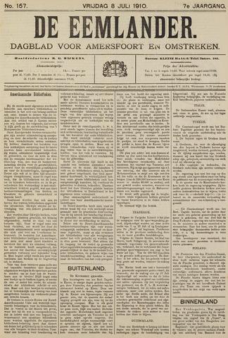 De Eemlander 1910-07-08