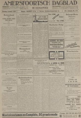 Amersfoortsch Dagblad / De Eemlander 1934-03-10