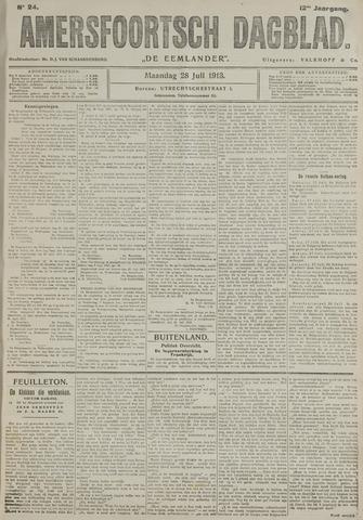 Amersfoortsch Dagblad / De Eemlander 1913-07-28