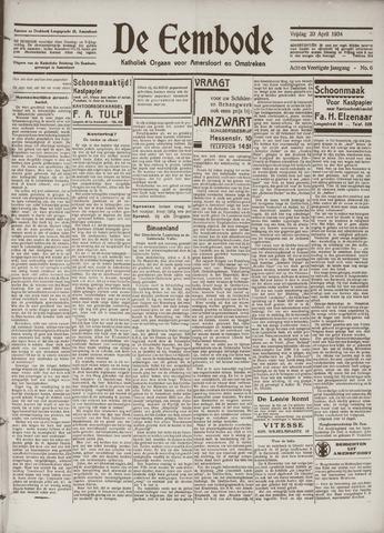 De Eembode 1934-04-20