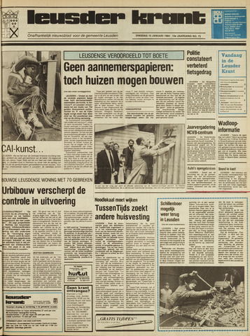 Leusder Krant 1984-01-10
