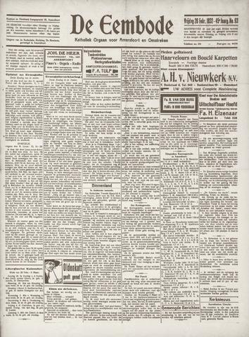 De Eembode 1932-02-26