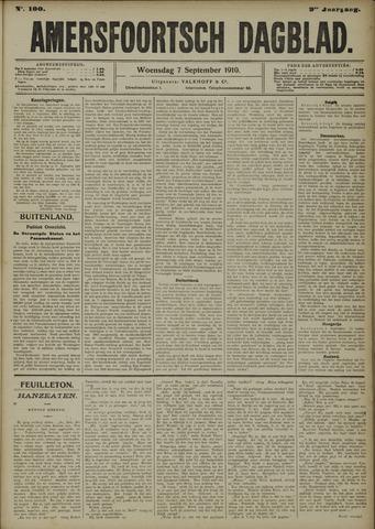 Amersfoortsch Dagblad 1910-09-07