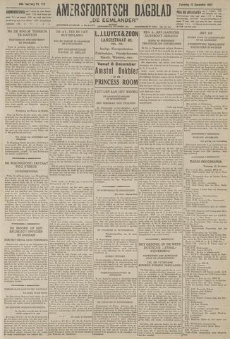 Amersfoortsch Dagblad / De Eemlander 1927-12-19
