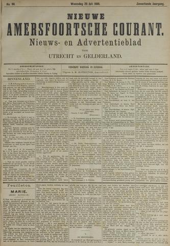 Nieuwe Amersfoortsche Courant 1888-07-25