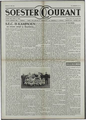 Soester Courant 1958-05-20