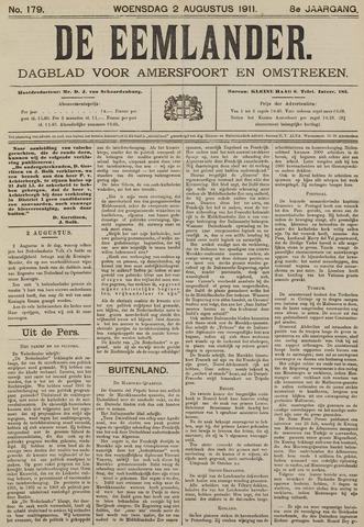 De Eemlander 1911-08-02