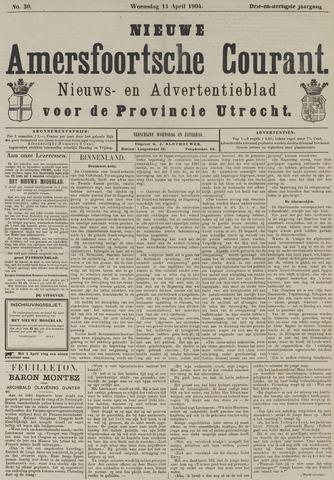 Nieuwe Amersfoortsche Courant 1904-04-13
