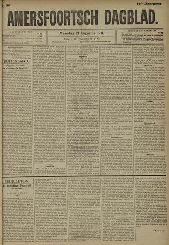Amersfoortsch Dagblad 1911-08-21