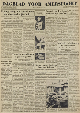 Dagblad voor Amersfoort 1950-01-04