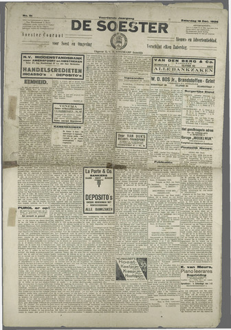 Soester Courant 1926-12-18