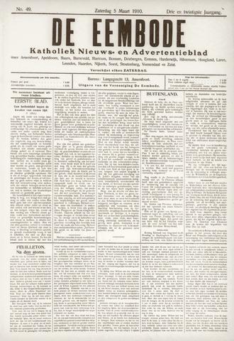 De Eembode 1910-03-05