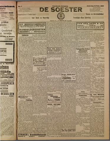 De Soester 1926-02-13
