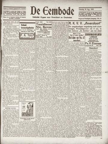De Eembode 1935-08-20