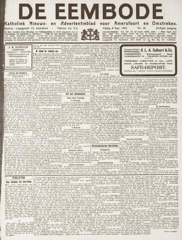 De Eembode 1916-09-08