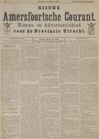 Nieuwe Amersfoortsche Courant 1897-01-23