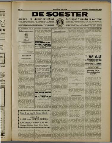 De Soester 1930-11-26