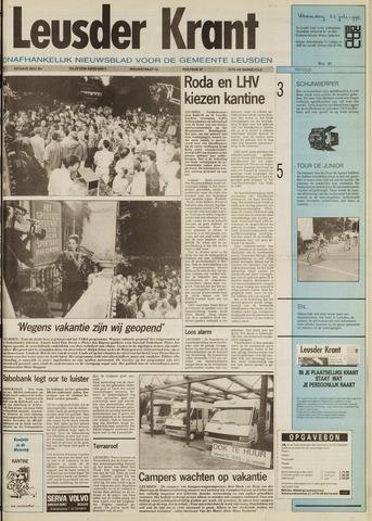 Leusder Krant 1992-07-22