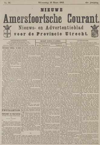 Nieuwe Amersfoortsche Courant 1912-03-13