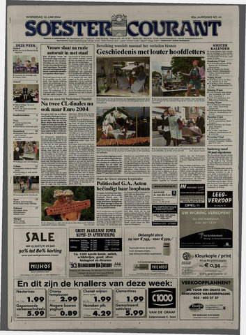 Soester Courant 2004-06-16