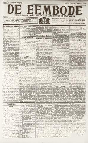 De Eembode 1913-10-14