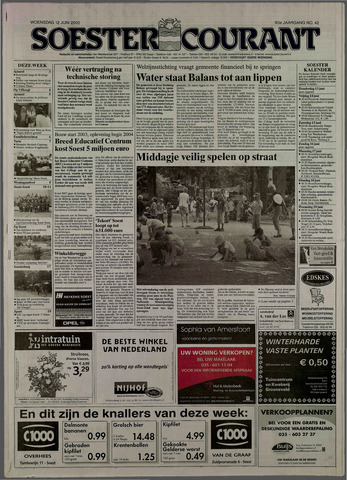 Soester Courant 2002-06-12